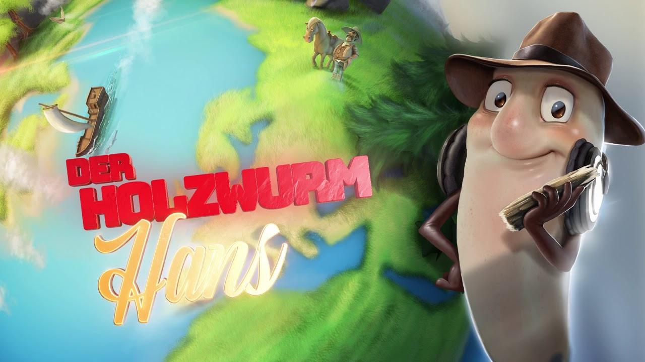 Der Holzwurm Hans Trailer Youtube