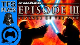 STAR WARS: Revenge of the Sith - TFS Plays (TeamFourStar)