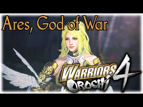 Warriors Orochi 4 - Ares, God Of War [Ep.58 Story Mode Gameplay / Commentary]
