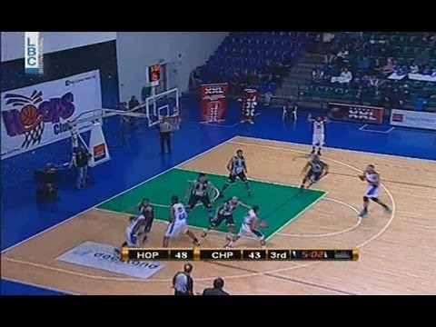 XXL Energy Basket - Hoops v/s Champville - February 15,2014