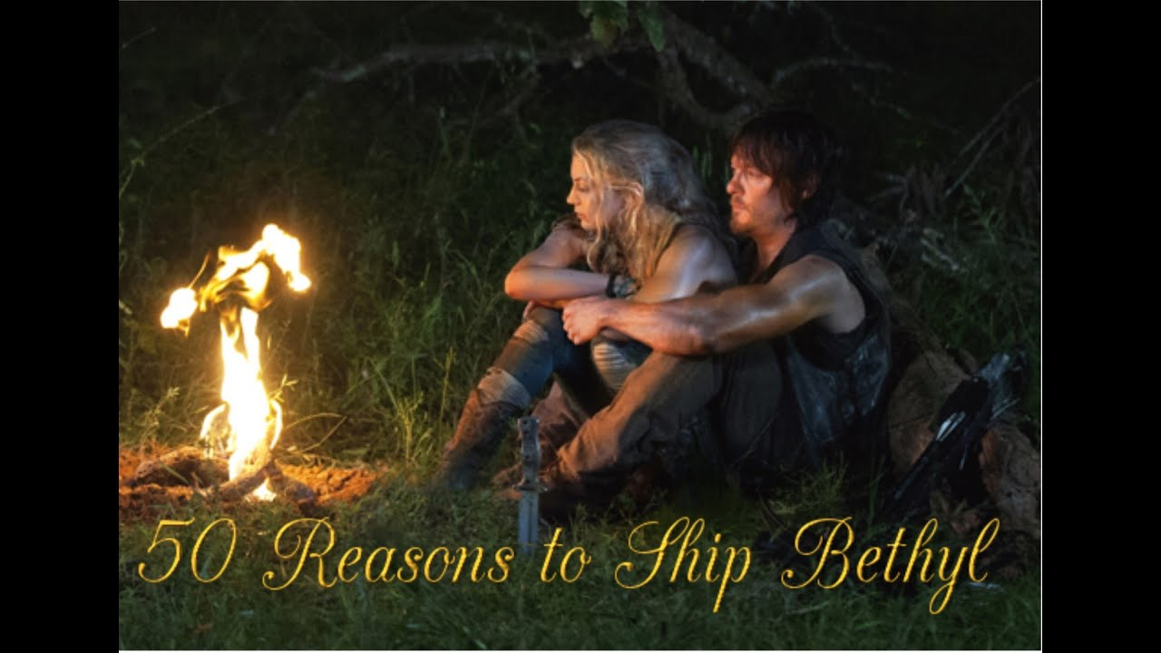 50 Reasons to Ship Daryl & Beth - YouTube