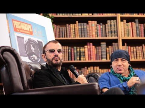 Ringo Starr & Steven Van Zandt | Photograph
