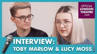 Interview with Toby Marlow and Lucy Moss