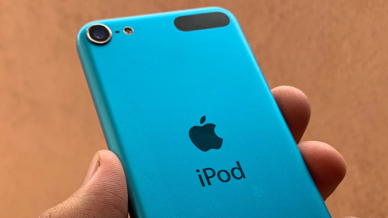 iPod touch - My First Apple Product!