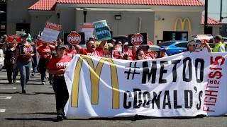 McToo MeToo :MeToo Goes After McDonald's