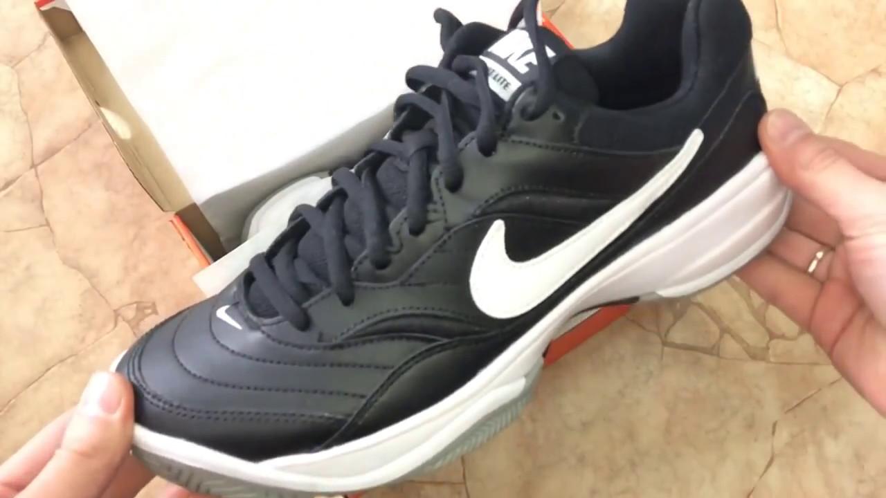 Кроссовки Nike Court Lite 845021 010