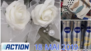 ARRIVAGE ACTION - 19 MAI 2019