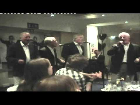Tony Burrows & Crew LIVE 2010 Love Grows Where My Rosemary Goes (Edison Lighthouse)