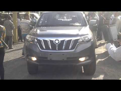 Kantanka Automobile delivers Onantefo to Ministry of Trade and Industry