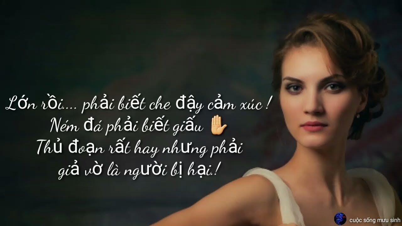 Những câu nói buồn chán có ý nghĩa hay nhất trong cuộc sống !