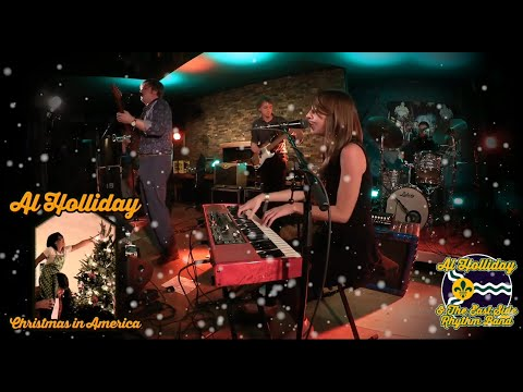 2019 Al Holliday and The East Side Rhythm Band - 'Christmas in America' @ Keifestival Mp3