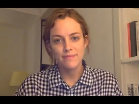 Riley Keough 'Paterno' plays young reporter against 'incredibly powerful group of men'