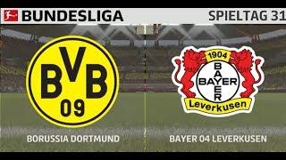 Borussia Dortmund vs Bayer Leverkusen - Champions League in Gefahr? - FIFA 18 Vorschau