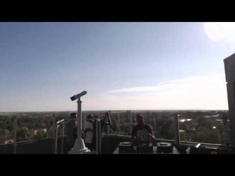 RAJ EL REY @ Naître Music: Spontaneous Rooftop Session 2017-07-15