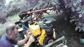 мотоблок ремонт паливного насоса