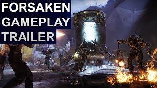 Destiny 2: Forsaken Gameplay Trailer (Deutsch/German)