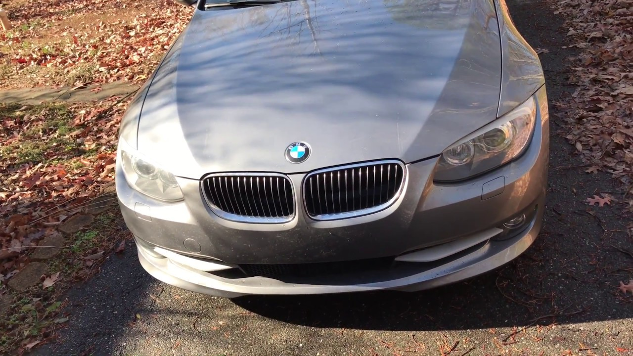 First 30 Days With The 2013 BMW 328i Convertible