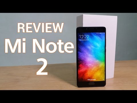 Xiaomi Mi Note 2 Ram 6GB Review Indonesia