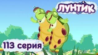 Лунтик и его друзья - 113 серия. Крылья