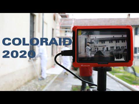 Colorificio Feroni ha partecipato alla quarta edizione di ColorAid, il progetto di edilizia etica che ogni anno riqualifica attraverso il colore una struttura di accoglienza del terzo settore