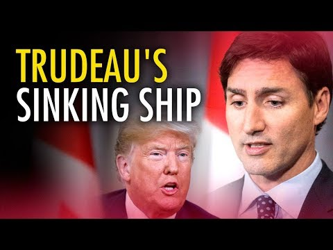 Trump snubs Trudeau with Mexican trade deal   Manny Montenegrino