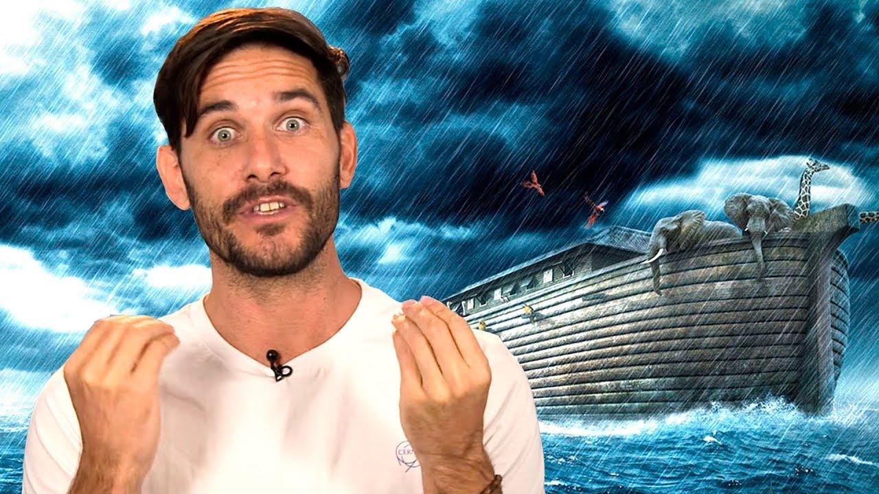 ¿Existió realmente el Diluvio Universal en la Tierra?