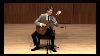 Benjamin Britten: Nocturnal After John Dowland, Op. 70 - Adler Scheidt, guitar