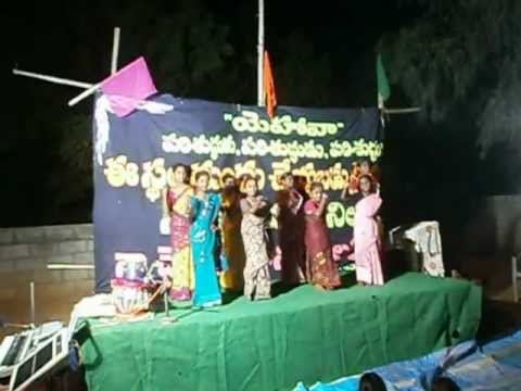 Telugu Christian video song Musalamma muchatlu.