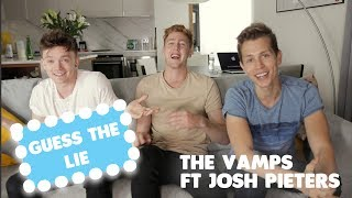 The Vamps - GUESS THE LIE ft Josh Pieters