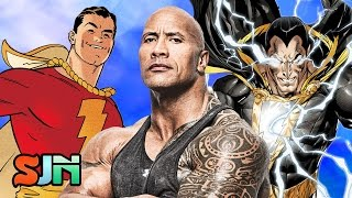 It's Official - The Rock Will Star in a SOLO Black Adam Movie
