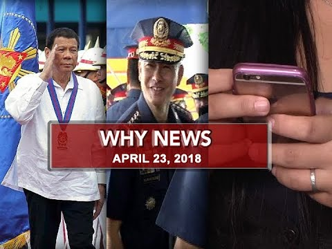 UNTV: Why News (April 23, 2018)