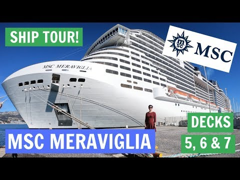 10 differences between MSC and NCL/Royal Caribbean