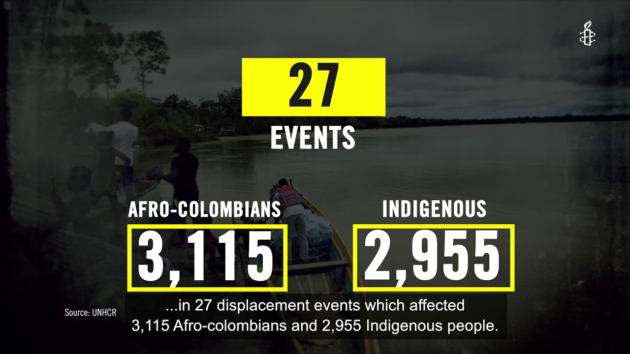 Colombia Peace Process One Year Later Amnesty International