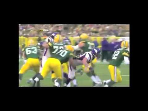 Football Minnesota Vikings Jared Allen is BIG BAD JOHN