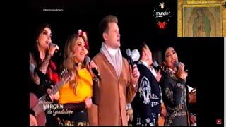 Mañanitas a la Virgen de Guadalupe Artistas Tv Azteca 2020
