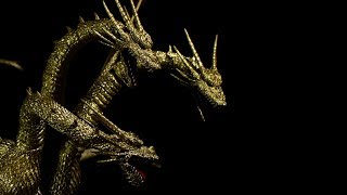 S.H.MonsterArts: The Articulation Series - King Ghidorah