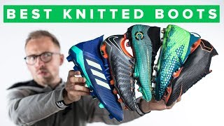 TOP 5 KNITTED FOOTBALL BOOTS | Spring 2018 edition | Unisport