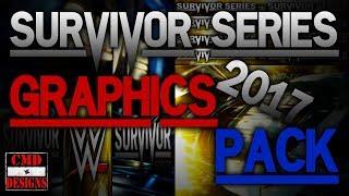 WWE Survivor Series 2017 Custom Graphics Pack [DOWNLOAD LINK]
