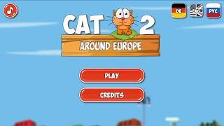 Cat Around Europe Math Playground