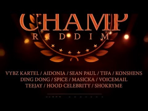 Ding Dong - Gym (Raw) - The Champ Riddim - April 2016