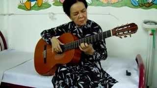 Lâm Ngọc Hằng biểu diễn  guitar solo bài TUỔI ĐÁ BUỒN của Trịnh Công Sơn