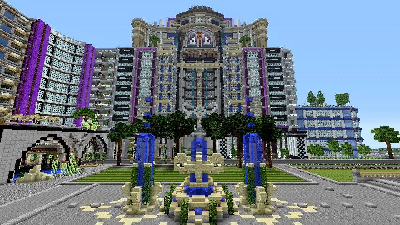 Casinos Is Minecraft