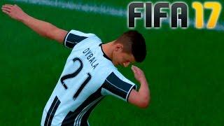 DAB in FIFA 17!! Juventus vs Inter - FIFA 17 DEMO Gameplay