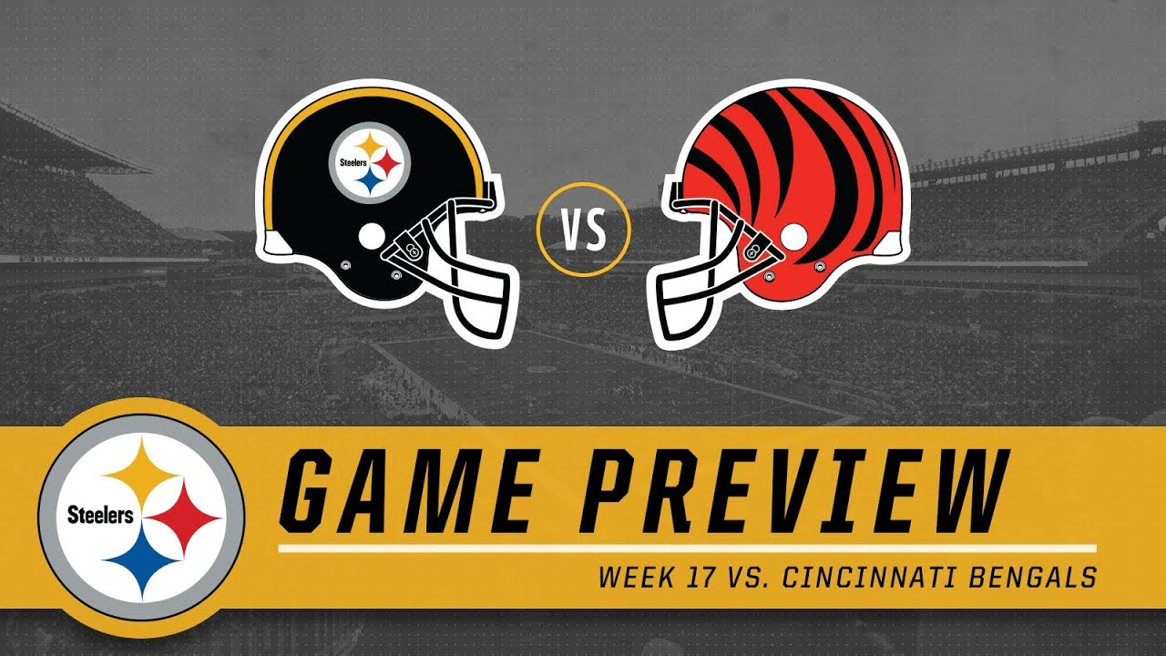 Steelers Keys To Victory Vs Bengals Game Preview