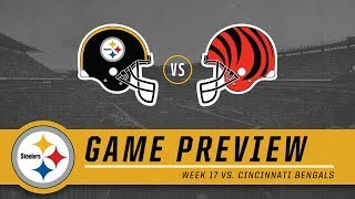 Steelers' Keys to Victory vs. Bengals | Game Preview