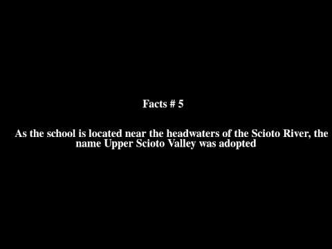 Upper Scioto Valley High School Top # 10 Facts