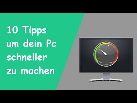 Windows 8 1 Schneller Machen pc schneller machen 10 tipps win 7 8 10 ohne und mit programm