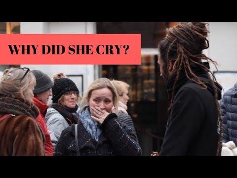 Danish public VS Vegan activist