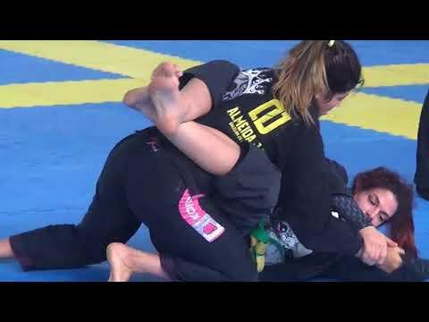 Claudia Doval vs Bianca Basilio / Brasilia Open 2017