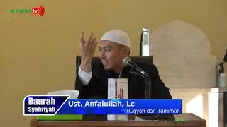 BAB 8 Ruqyah dan Tamimah | Ustadz Anfalullah, Lc